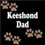 Keeshond Dad