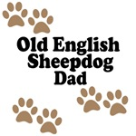 Old English Sheepdog Dad