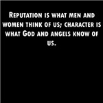 Reputation And Character