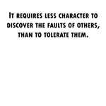 Tolerate Faults