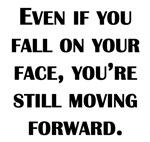 Still Moving Forward