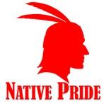 Native Pride Red