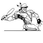 Native American Baseball