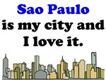 Sao Paulo Is My City And I Love It
