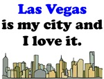 Las Vegas Is My City And I Love It