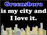 Greensboro Is My City And I Love It