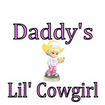 Daddy's Lil' Cowgirl