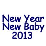 New Year New Baby 2013