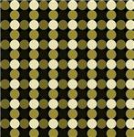 Green Bling Dots