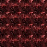 Deep Pink Brushed Metal Effect