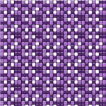 Purple and White Tiny Squares Pattern