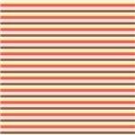 Orange, Pink, and Brown Horizontal Stripes