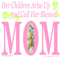 BLESSED MOM TEES AND GIFTS