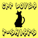 CAT LOVER T-SHIRTS AND GIFTS