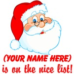Personalized Nice List