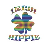 Irish Hippie T-shirts & Gifts