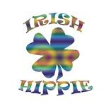 Irish Hippie T-shirts & Gifts