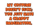 Imaginary Halloween Costume