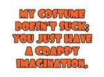 Imaginary Halloween Costume