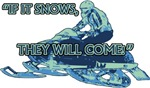 Unique Snowmobiling T-shirts & Gifts