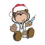 Christmas Ornaments & Presents for Nurses