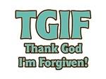Forgiveness Christian Tees & Gift Ideas