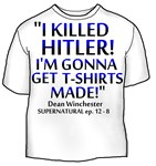Dean Killed Hitler