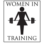 Women in training BLACK