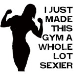 Just made the gym sexier