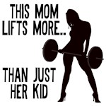 One kid Mom