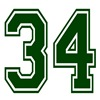 34 GREEN
