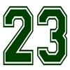 23 GREEN