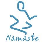 Namaste Abstract