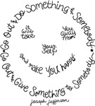 Go Out and Do Something...