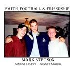Faith, Football & Friends