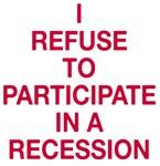 Refuse Participate Recession