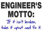 Engineer's Motto