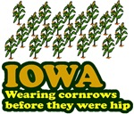 Iowa cornrows before hip