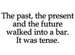 Past Present Future Tense