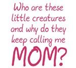 Creatures Mom