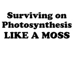 Surviving on Photosynthesis LIKE A MOSS