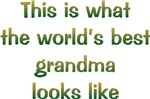 This Is What The World's Best Grandma Looks Like