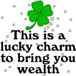 Lucky Charm For Wealth
