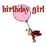 Birthday Girl Ladybug