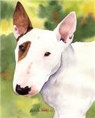 Bull Terrier Items