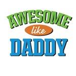 Awesome like Daddy!