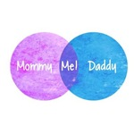 Venn Diagram, Mommy Daddy Me!