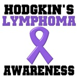 Hodgkin's Lymphoma Awareness Shirts & Gifts
