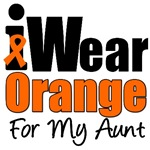 I Wear Orange For My Aunt T-Shirts & Gifts