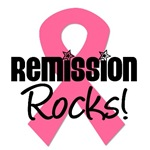 Remission Rocks Breast Cancer T-Shirts & Gifts